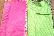 Fun with fabric / by Jennifer Muxfeld