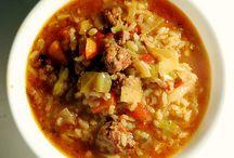 Soups / by Sylvia Hernandez
