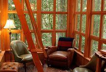 cozy cottage ideas / by Katrina Anderson