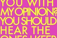 quotes / by Julie Pfanstiel
