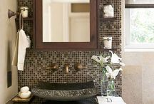 1 Hall Bath / by Teri S
