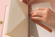 BINDER & BOOK { MAKING } / #paper #diy #book #binder #organize #memories #pictures #art #photo #keepsakes  / by M B