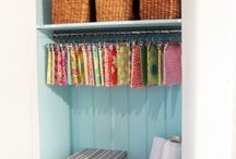 Ideas: Organizing  / by Evelyn Moore