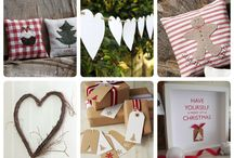 Holiday crafty Ideas - Winter / Christmas, Solstice, New Years and general Wintery Ideas. Ideas for decor crafts recipes DIYs games - anything really / by Amanda Gilliland