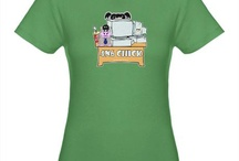 CafePress Luck o' the Irish Pin It Challenge / by The Tshirt Painter