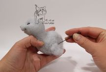 Needle Felting  / by Kristinas Pinterest