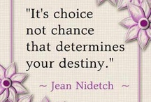 Choices / by Sheryl Cook