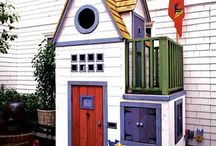 Playhouse ideas / by Shannon White