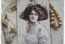 Beautiful tags / by Darlene Rolls