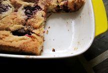 plum cakes / by Cori Wiza