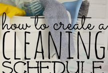 For the Home: Cleaning & Organizing / by Mallory Burns