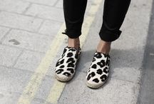 For my feet....... / Shoes / by Micheline Ip