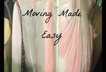 Moving / by Erin Schrader