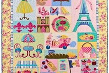 Quilts, Crafts and Other Stuff / All kinds of things I can make.  / by Michele Sheets