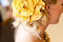 Wedding Hair Accessories / by LuxeFinds.com .