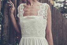 Dresses / by Cora Poumayrac Nieto