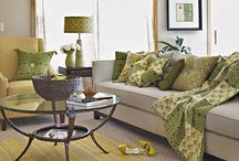 Livingroom Ideas / by Lorie Burnette