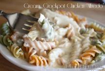 crockpot meals / by Ashley Duesler
