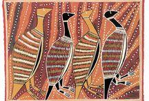 arte aborigen / by Elisa Carcano