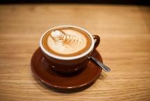 Coffee  / by Alison Mazurek