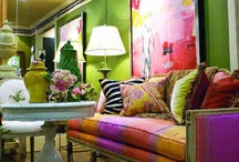 Decorating With Colour / by Natasa Vrdoljak