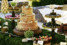Party Ideas, Weddings & Event-Planning! / by Gwen Bowles MacKenzie