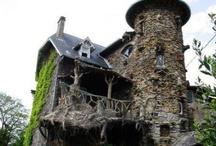 Fairytale houses / by Angela Panzarello