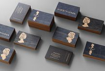 business cards / by roots paper