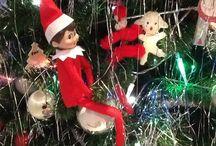 Elf on the shelf / by Lisa Bauer-Kingston