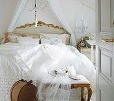 My dream bedroom / by Natalie Harrison