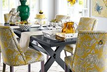 Dining room  / by Tamara Schwarting