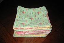 Family Cloth / Cloth Wipes / by Justice M