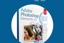 Photoshop Elements / by Ashley Barclay