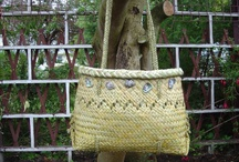 Harakeke Innovations and inspirations / Flax and more flax - ways to use it styles and products / by Tracy Hurst-Porter