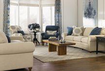 Living room / by Gail Hawkins