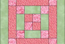 Quilts - blocks / by Lindee Miller Goodall