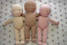Doll time / All about homemade dolls / by Paula CullenBaumann