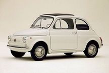 FIAT500 / by usagi nomedama
