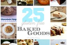 Gluten Free / A Collection of gluten free recipes, so that I can feed my GF friends.  / by Alison Agnew | Nancherrow