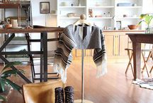 Shops I Want to Visit / by Carly J. Cais of Chic Steals