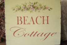Beach Cottage / by Paulette