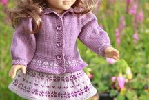 Doll clothes-American girl / by Mary Ann Nash