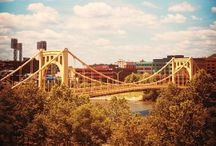 pittsburgh / by suzannah {the smitten word}