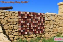 Rag Quilts / by Cindy Johnson