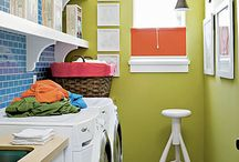 laundry rooms / by Rosalie