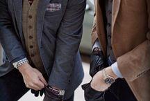gentlemen's / by Andreea J