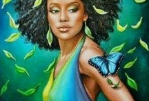 African American art / by Kamareia Parrish