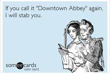 Downton Abbey / by Katie Wayt