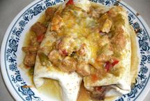 Tex Mex Food / by Tina Lovell, Independent Consultant, Close To My Heart