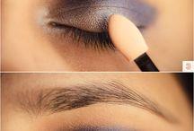 Makeup/clothing / by Deborah Caplinger